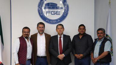 Santa Clara Ocoyucan y Fiscalía de Puebla coordinan esfuerzos