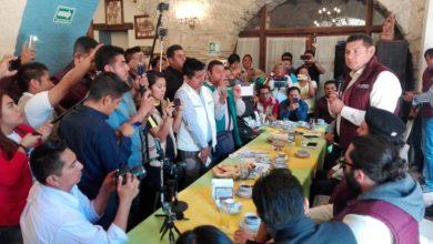 No voy a intervenir en las decisiones de partidos políticos: Alejandro Armenta